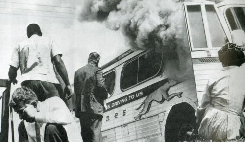 Meditating On The 50th Anniversary Of The Freedom Rides, February 7th, 2011