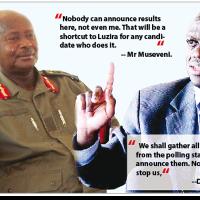 Ugandan Electoral Dispute Sounds Familiar