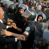 Protests in Egypt Enter 14th Day as Gov't Meets with Opposition