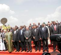 Have Nigeria, South Africa, and Gabon betrayed the African Union?