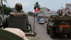 Humanitarian Invasion In Ivory Coast