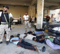 Libyan Rebels Lost Legitimacy For Killing African Migrants!