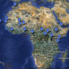 Where AFRICOM Is Active In Africa  May 2013