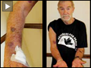 Ex-CIA Analyst Ray McGovern Beaten, Arrested for Silent Protest at Clinton Speech
