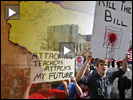 Uprising in Wisconsin: Tens of Thousands Protest Anti-Union Bill