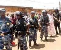 Uganda Police stop Pan-Africanists demonstration against America's involvement in Libya