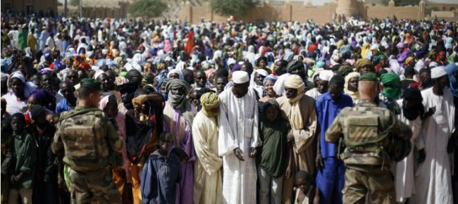 Intervention In Mali