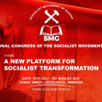 RESOLUTION OF THE FIRST NATIONAL CONGRESS OF THE SOCIALIST MOVEMENT OF GHANA
